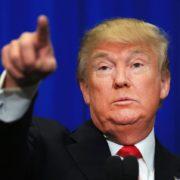 BEHOLD THE 45THAMERICAN PRESIDENT, DONALD JOHN TRUMP!